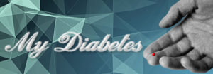 My diabetes logo